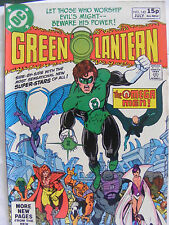 GREEN LANTERN # 142 JUL 81 DC COMICS - 2ND OMEGA MEN
