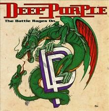The Battle Rages On... by Deep Purple (CD, Jul-1993, BMG International)
