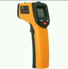 Laser LCD Display Digital IR Infrared Thermometer Temperature Meter