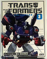 TRANSFORMERS : SKIDS FROM COLLECTION 3 MADE BY TAKARA - RE-ISSUE MODEL (FAR)