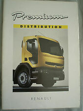 Renault Truck brochure Apr 1996 German text