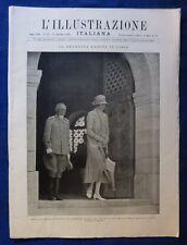ILLUSTRAZIONE ITALIANA - N. 42/1926 -TRIPOLI DE BONO-VECCHIA BOLOGNA