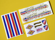 ANDRE BERTIN Classic Vintage 1950's style Cycle Decals Stickers metallic ink
