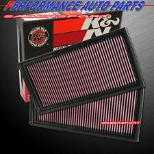 "TWO (2) K&N 33-2405 HI-FLOW AIR INTAKE FILTERS MERCEDES AMG ""SEE DETAIL INSIDE"""