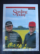 0136) FLEXI-COIL Products - Seeding Today - CAN-Prospekt Brochure 12.1998