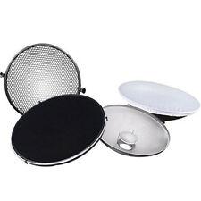 42cm Beauty Dish inkl. Diffusor Weiß für moderntex, Bowens und walimex ◆