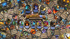 Poster 42x24 cm Hearthstone Heroes Of Warcraft 03
