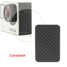 2pcs/lot Protective USB Side Door Cover Replacement For GoPro Hero 4 3+ 3 Camera