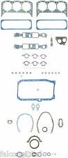 Chevy/GMC Trucks 262/4.3 Fel Pro Full Engine Gasket Set/Kit Head+Intake 1986-92