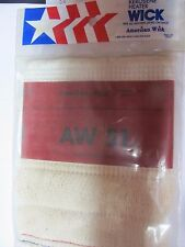 American Wick AW-51 Kerosene Heater Wick Heat Mate, Kero Tech, Yuasa, more   NEW
