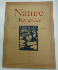 Nature Magazine Fairchild Tropical Garden January 1942 071615R2
