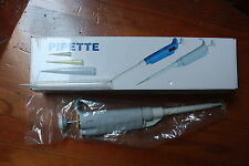 NEW HUAWEI MICROPIPETTE VARIABLE VOL. P200(20-200uL)AUTOCLAVABLE