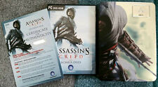Assassins Creed Pre-order Bonus DVD Steelbook Steelcase Limited Collectors Rare