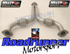 Milltek Sport Nissan 350Z Y-Pipe Piece Stainless Replacement Exhaust - Fits OE