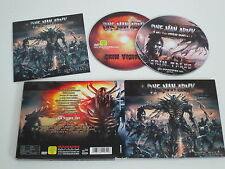ONE MAN ARMY AND THE UNDEAD QUARTET/GRIM TALES(MASSACRE MAS DP0611) CD+DVD ALBUM