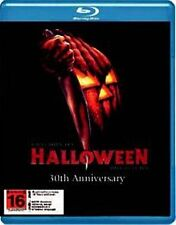 Halloween 30th Anniversary Edition (Blu-ray) New Region B