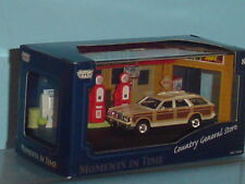 1979 CHRYSLER LeBARON WAGON 1:64  DIORAMA by MOTORMAX MOMENTS IN TIME
