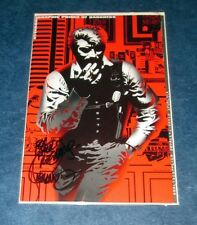 JIM STERANKO GRAPHIC PRINCE OF DARKNESS signed TALES FROM THE EDGE #11 1998 HTF