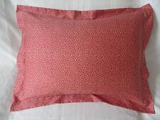 2 (PAIR) Ralph Lauren  Villa Camelia fretwork Standard Pillow shams New