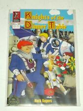 KNIGHTS OF THE DINNER TABLE #38 KENZER & COMPANY DECEMBER 1999