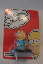 Maggie Simpson Mini Figure Figurine, New