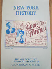1994 New York Historical Society - Cook & Harris Moving Picture Company