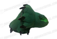 Animal Soft Plus Green Slipper