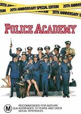 Police Academy (DVD), Region 4, LIKE NEW, Fast & Cheap Post...4332