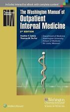 NEW - The Washington Manual of Outpatient Internal Medicine by Thomas *Intl Ed*