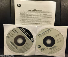 DVD windows 8.1 a 64 bit PRO HP + driver Recovery Media / DISCO EliteDesk / Prodesk