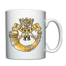 The Duke of Cornwall's Light Infantry, DCLI, Personalised Mug / Cup *