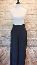 Modcloth Chic Consultation Pants Trousers L  NWT Miss Candyfloss $100 wide leg