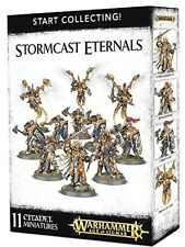 Warhammer Age of Sigmar Start Collecting! Stormcast Eternals, New Toys And Games