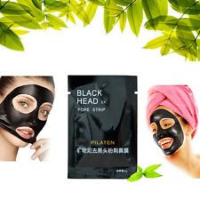 Black Head Remover Face Nose Mask Pore Mineral Mud Acne Deep Cleansing Mask