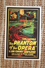 The Phantom of the Opera Lobby Card Movie Poster #2