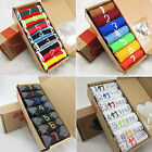 7Pairs Wholesale New Men's Lot Fashion Casual Dress Cotton Ankle Week Crew Socks