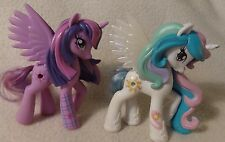 My Little Pony Equestria girls Princess Celestia Twilight Sparkle lot brushable