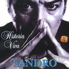 Sandro  -  Historia Viva (CD) ARGENTINA 2000