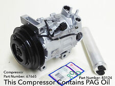 2006-2008 Infiniti M35 USA REMANUFACTURED A/C COMPRESSOR KIT w/One Year Warranty