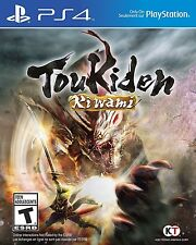 PLAYSTATION 4 PS4 GAME TOUKIDEN KIWAMI BRAND NEW AND SEALED