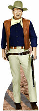 JOHN WAYNE-RIFLE AT SIDE LIFE SIZE STAND UP FIGURE MOVIE DUKE ACTOR DIRECTOR USA