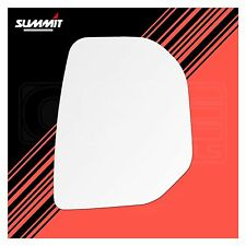 Backing Plate & Commercial Mirror Glass - Fits RHS Citroen & Peugeot - CMV-26B