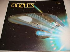 CINEFEX 1 FEATURING STAR TREK AND ALIEN MID TO HIGH GRADE RARE