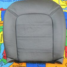 2003-05 FORD Explorer Limited Sport Driver side Bottom Leather Seat cover BLACK