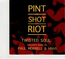 (HC785) Pint Shot Riot, Twisted Soul - 2011 CD
