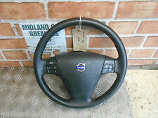 VOLVO S40 MK2 2005 STEERING WHEEL AUDIO CONTROLS BAG ASSEMBLY