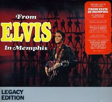 From Elvis In Memphis - Elvis Presley (2009, CD NEUF) Legacy ED.2 DISC SET