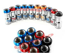 SPEC RACING JDM WHEEL LUG NUTS M12X1.5 FOR FIT HONDA CIVIC ACURA INTEGRA