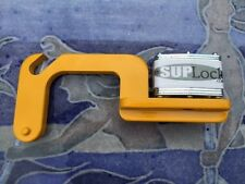 Paddle board lock, colors vary