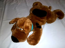"WARNER BROS STORE 30"" Plush SCOOBY Doo Dog Stuffed Big Jumbo Laying Lg Animal"